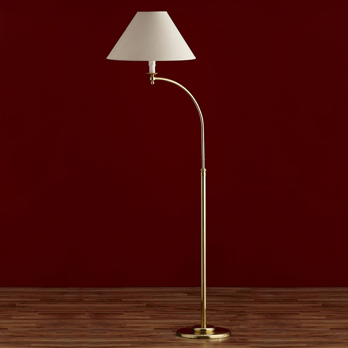 Curve floor lamp caleche interiors for Curva 2 floor lamp